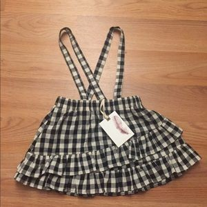 Other - Jessica Simpson baby girl overall skirt